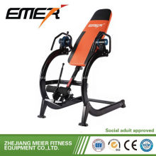 Enhance gravity chair inversion table hang up