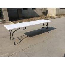 8FT Пластиковая складная таблица Suqare для кемпинга Использование по заводской цене