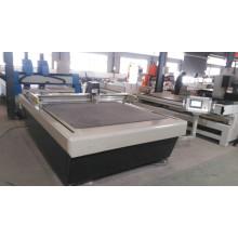 cnc oscillating blade foam cutting machine