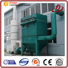 Dust collection bag filter machine