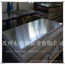 Meilleur prix Tôle / plaque en aluminium 3003 pour une large utilisation