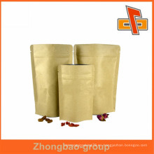 ¡¡Mas opciones!! Embalaje de papel kraft marrón o blanco para bolsas de hierbas