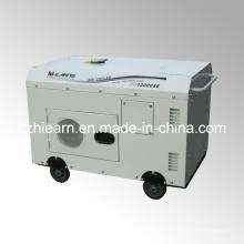 Generador diesel de dos cilindros refrigerados por aire (DG15000SE)