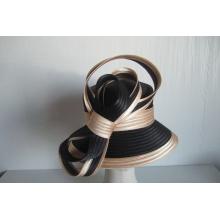 Круглогодичное модное платье церковные шапки