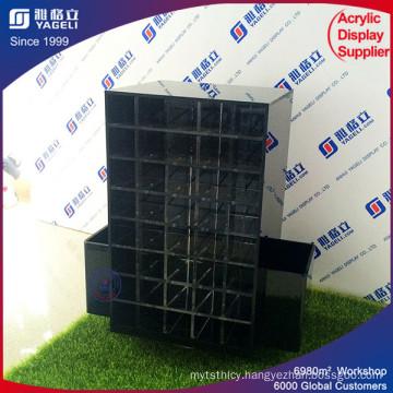 Black Large Capacity Yageli Lipstick Rack