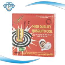Bobina de incienso de mosquito negro de 137 mm