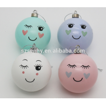 Promotional good quality xmas bauble ornament