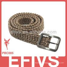 2013 Popular weaving parachute cord belt