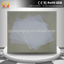high quality 100mic matt pet film for garment