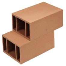Balustrade extérieure de matériaux de construction de haute qualité WPC