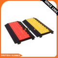 5 Channel Heavy Duty Cable Cover Rubber Cable Protector