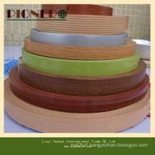 Pre-Glued Melamine PVC Edge Banding for MDF
