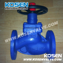 Ksb Type Bellow Sealed Globe Valves (WJ41)