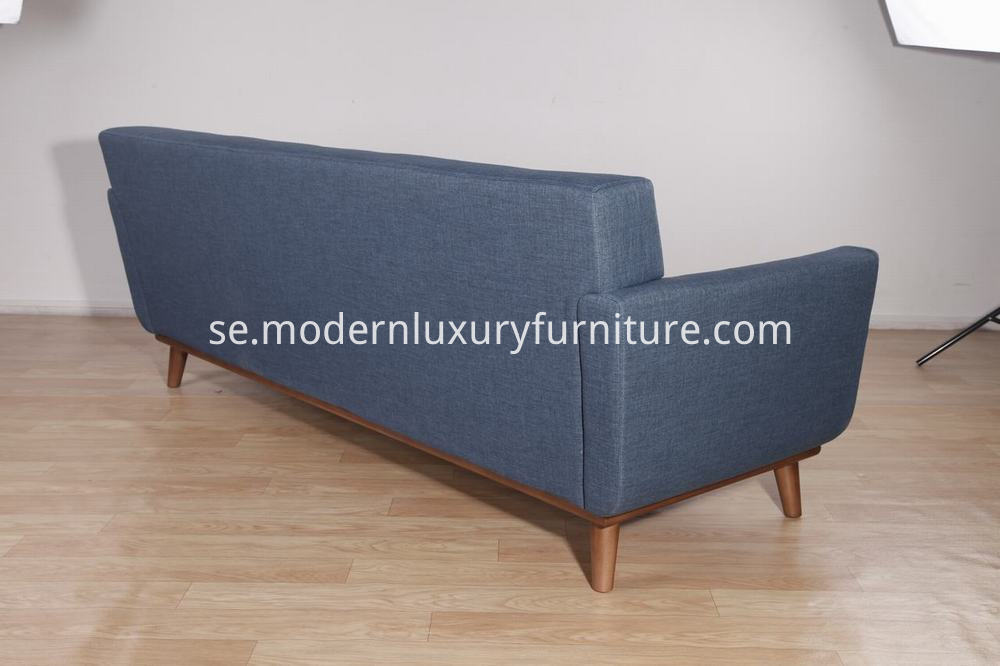 Wooden Base Sofas
