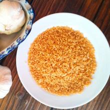 Fired Garlic Granules Fresh Garlic Material 3*3