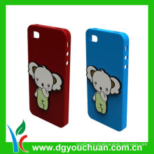 Animal Shaped Various Size Cell Phone Silicone Cases / Colorful Silicone Cases