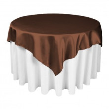 """Protex 60 """"X60"""" Square Cheap Wedding Table Overlay"""