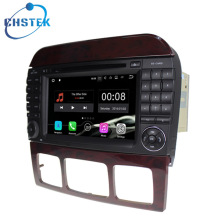 Benz W220 Touch Screen Car Dvd Player