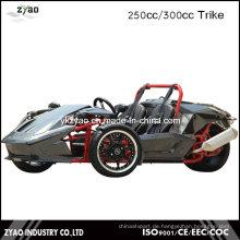 3 Rad Auto zum Verkauf Drift Trike Japan Trike Motorrad Ztr 250cc EEC