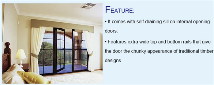 casement doors features s