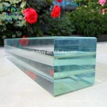 Laminiertes Glas zum Betrachten des Gehwegs