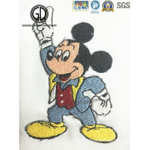 Good Design Quality Cartoon Patch Embroidery for Cap & Clothing