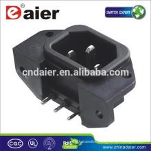 3 Pin Socket KET-3019