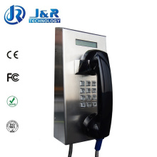 Rugged Prison SIP/VoIP Phones, Bank Service Analog Phone