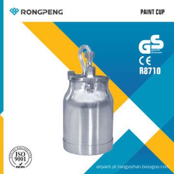 Copa de pintura de alumínio Rongpeng R8710