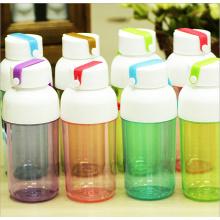 wholesale plastic tea bottle/BPA free water bottle