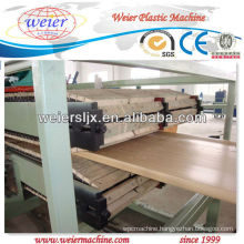 turn key project for wpc hollow door machine