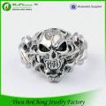New Design Skull Metal O Ring Jewelry