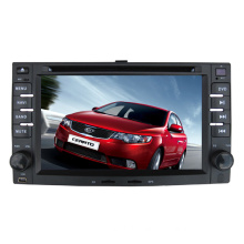 Quad Core Android 4.4.4 Car DVD Fit for KIA Cerato Ceed Sportage Sorento Optima Rio Carens 2006-2011 GPS Navigation Radio Audio Video Player
