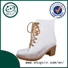 woman sex horse riding rain boots B-827