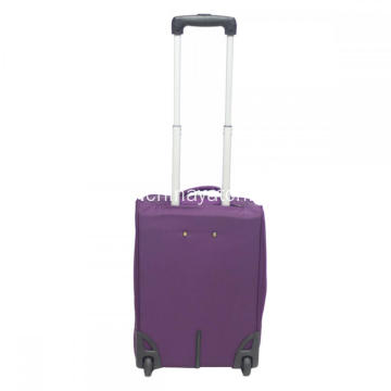 Cabin Size 2 built-in Wheels Foldway Suitcase