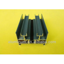 Thermal break aluminum profiles foor doors
