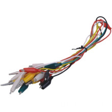 Alligator Cord Sets with Sheathed Clips-Cab002