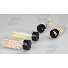 100ml Pet Plastic Shake Flasche für Kuchen Decaration Produkte (PPC-PSB-58)