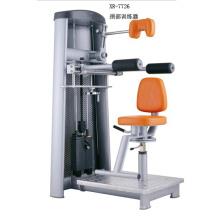 Integrated gym trainer Standing Calf Raise machine