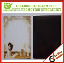 Eco-friendly Material Top Quality Logo Printed Custom Paper Fridge Magnet