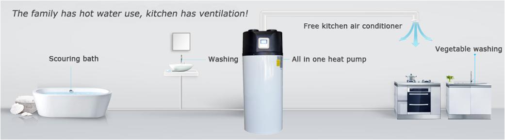 Heat Pump Domestic Hot Water