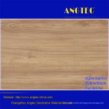 Holz-Look Laminat PVC-Bodenbelag Made in China