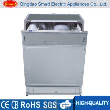 Профессиональная полностью встроенная Посудомоечная машина, мини-Посудомоечная машина