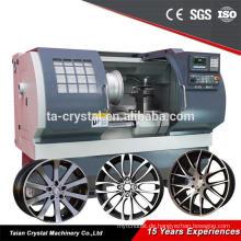 CNC-Drehmaschine Felgenreparaturmaschine für die Radsanierung AWR2840