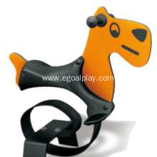 Customized for Outdoor Playground Rider New Design Dog Spring Rider export to Faroe Islands Factory