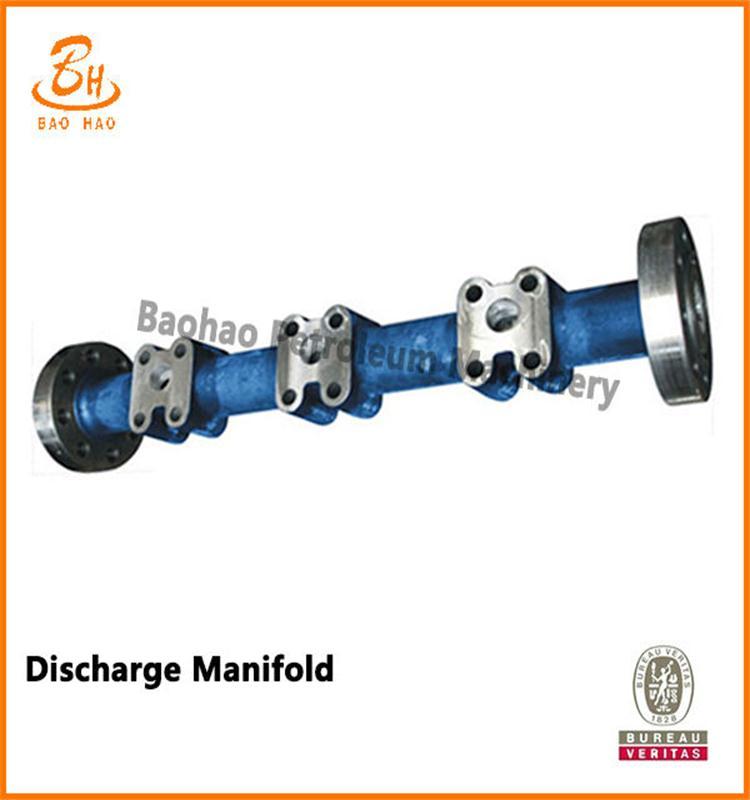 Discharge Manifold