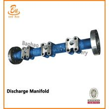 API Suction / Discharge Manifold لمضخة الطين