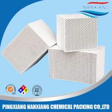 Кордиерита термальной хранения РТО/РКО керамические соты как нейтрализатор для рекуперации тепла