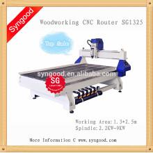 Roteador CNC Syngood SG1325-cnc router para corte de contraplacado