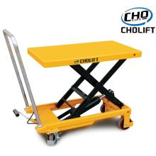 Customized for Hand Crank Lift Table 150KG Standard Lifting platform supply to Burkina Faso Suppliers